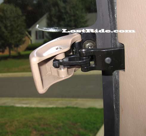 Toyota tundra broken window latch fix & Toyota Tundra Or Tacoma Pop Out Window Latch Repair | Lost Ride pezcame.com
