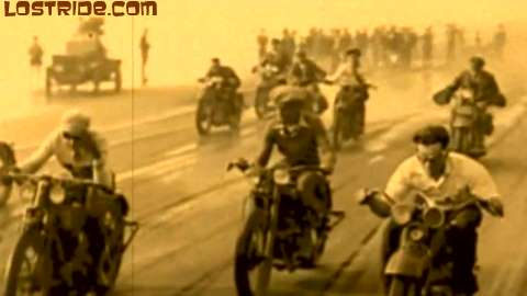 Board Track Motorcycle Racing