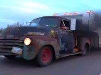 Diesel Turbo RAT ROD Pickup Truck