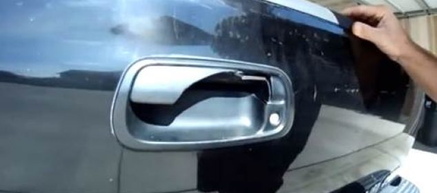 Fix Tundra tailgate handle