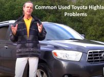 Common Used Toyota Highlander Problems